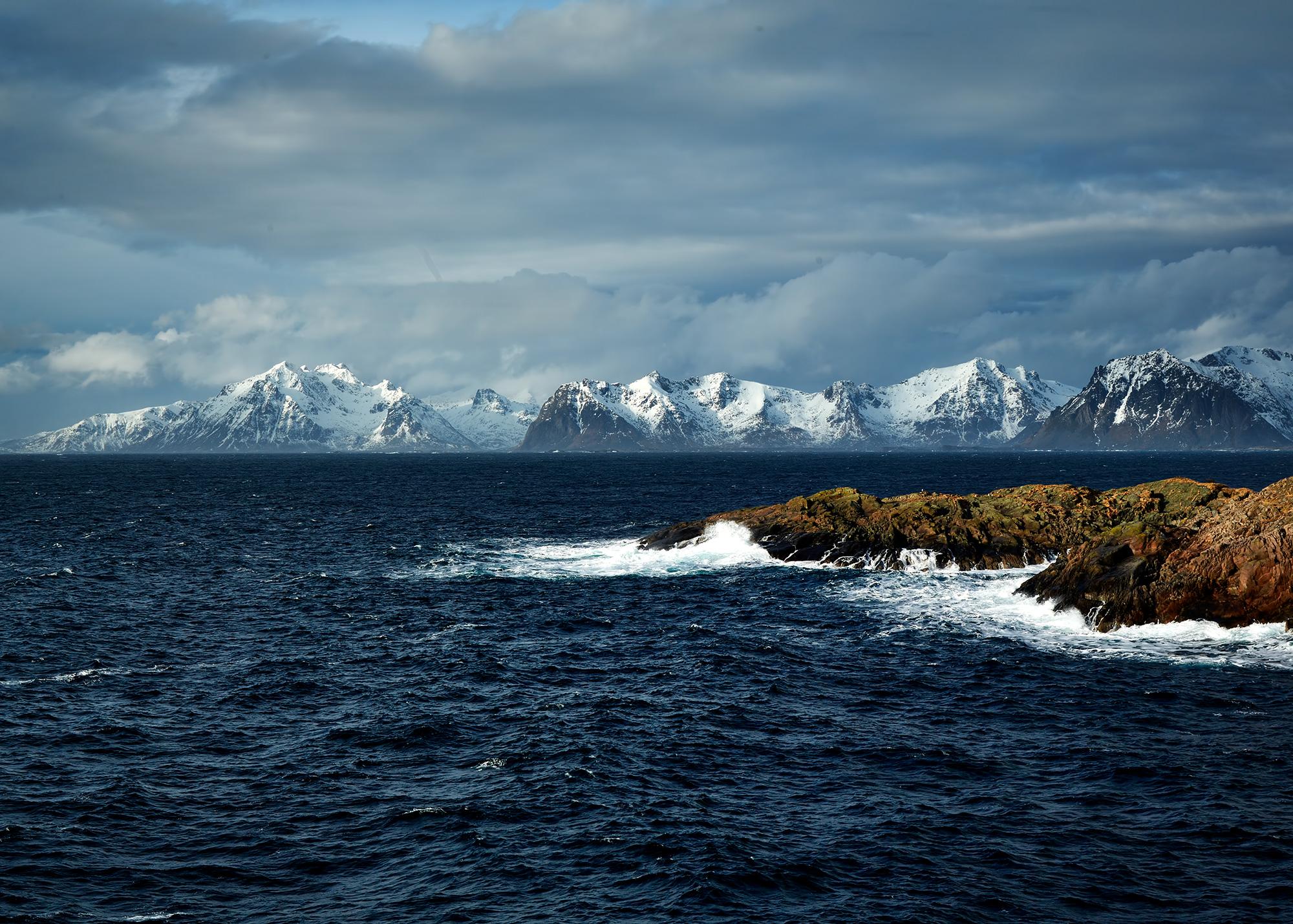Winter Trekking on Lofoten Islands | In Search of Silence - Work by ...