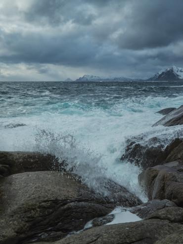 Winter Trekking on Lofoten Islands