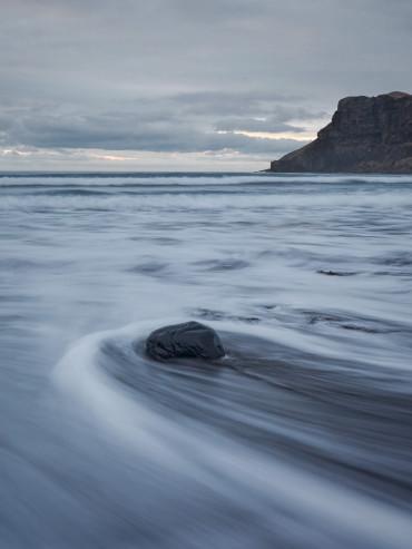 Isle of Sky in Winter